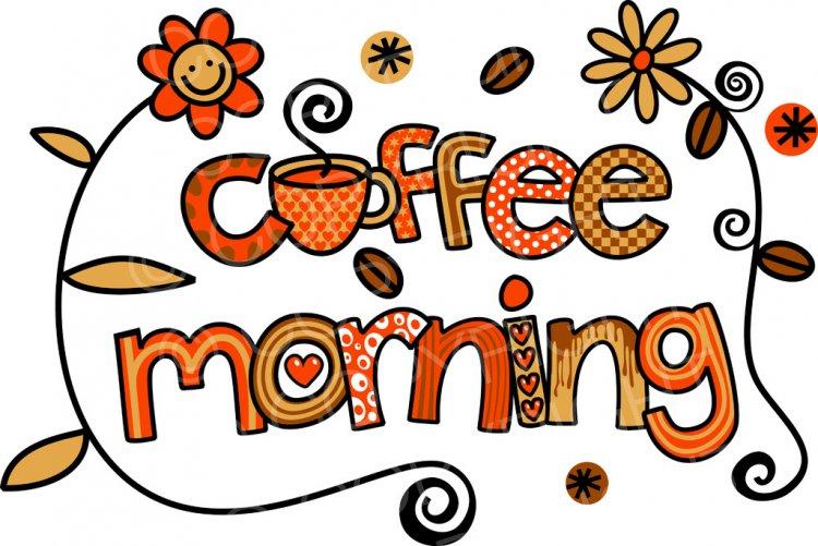 Coffee Morning.
