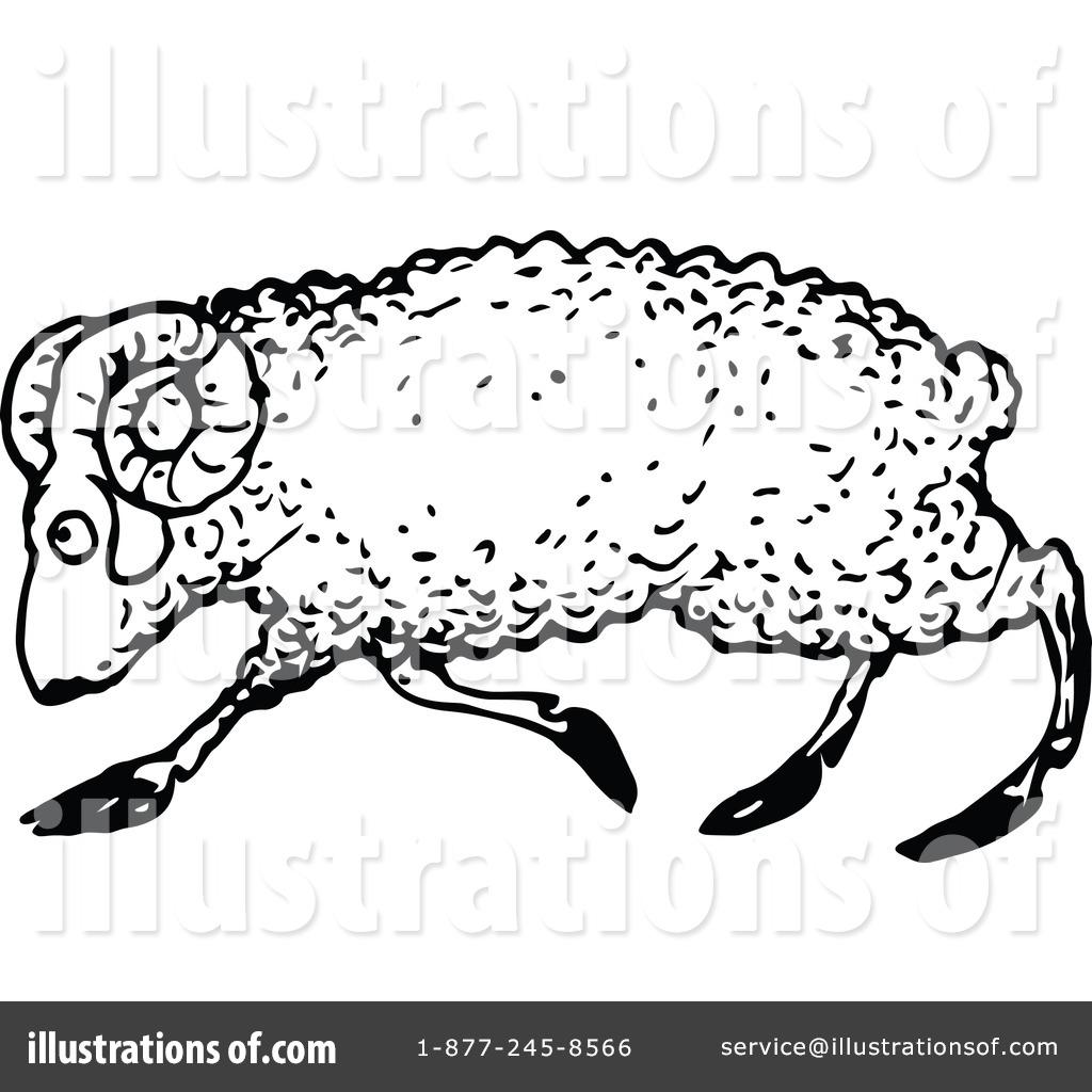 Ram Clipart #1121372.