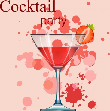 Cocktail party banner free vector download (12,315 Free.