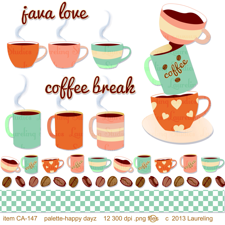 Free Coffee Retro Cliparts, Download Free Clip Art, Free.