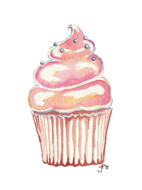 Free Cupcake Draw, Download Free Clip Art, Free Clip Art on.