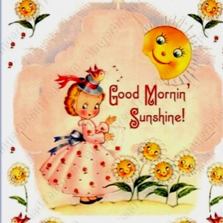 Vintage cute good morning clipart clipground cute good morning wishes m4hsunfo