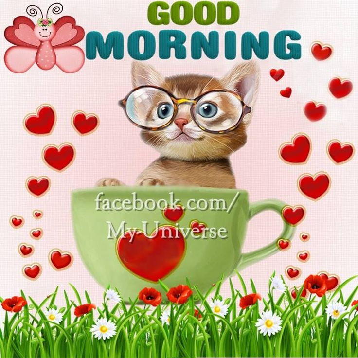 vintage cute good morning clipart - Clipground