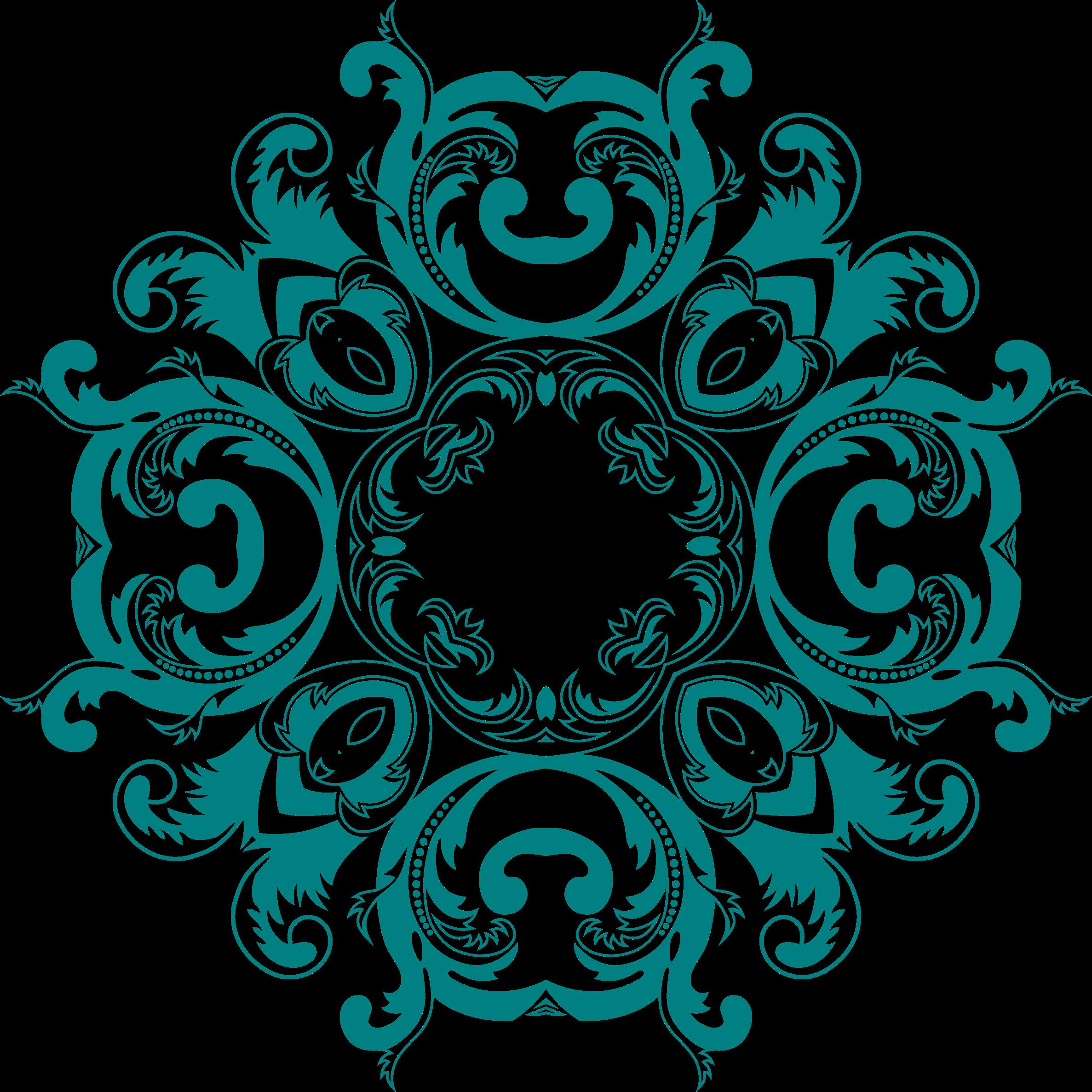 6 Clipart Floral.