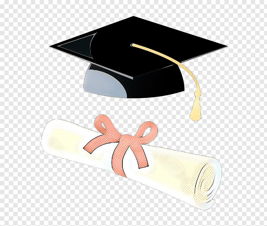 School Dress, Pop Art, Retro, Vintage, Diploma, Academic.