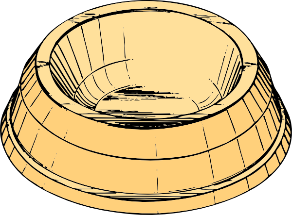 Free Dog Bowl Pictures, Download Free Clip Art, Free Clip.