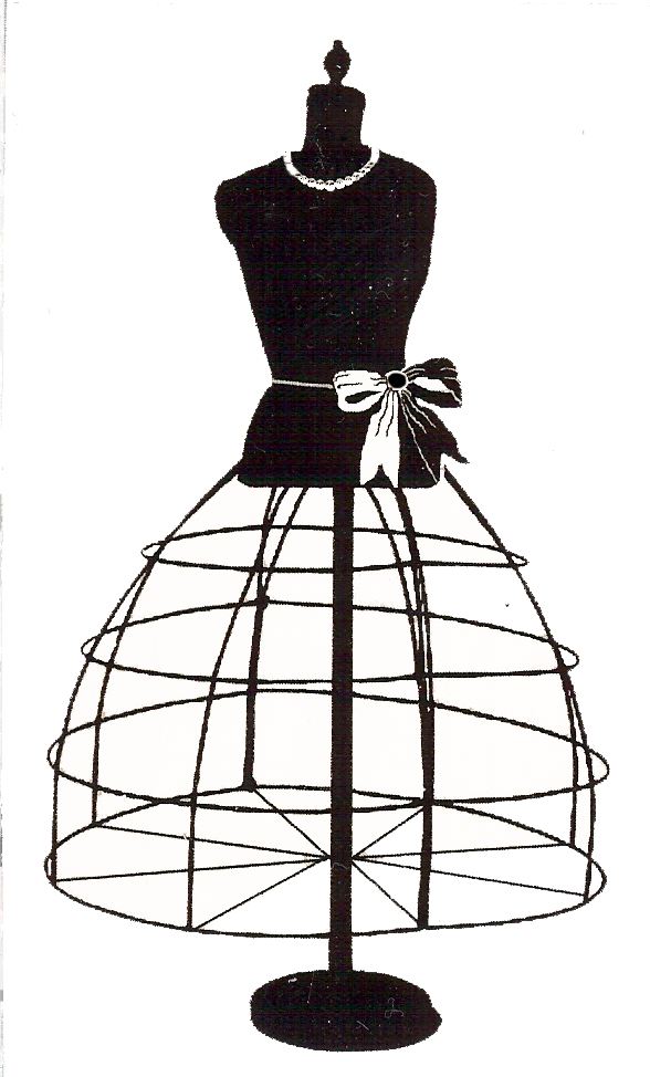 Free Dress Form Clip Art.