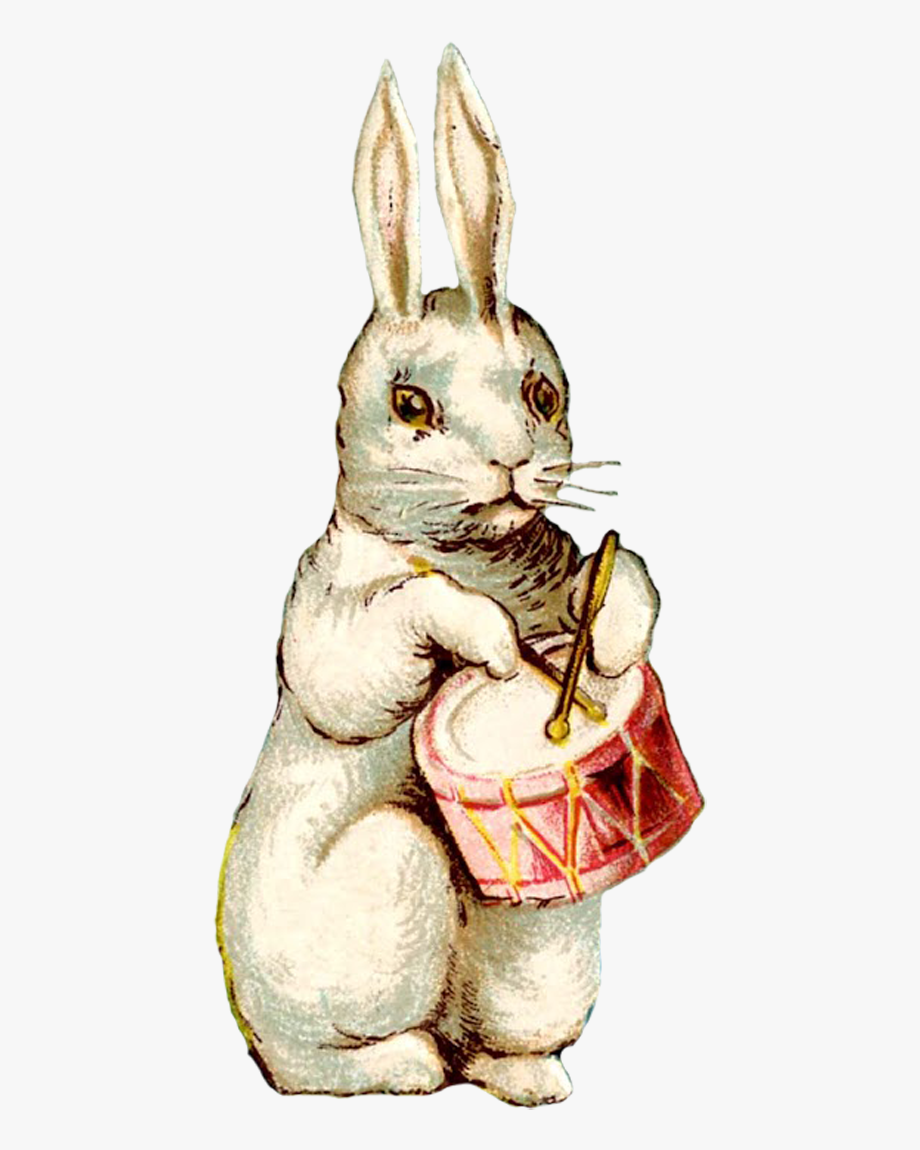 Picture Download Vintage Easter Clipart.