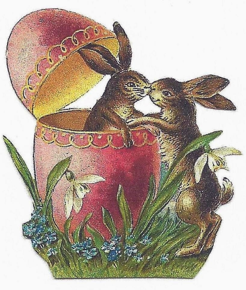 Free Victorian Easter Cliparts, Download Free Clip Art, Free.