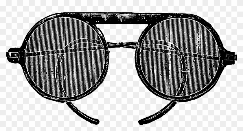The First Two Vintage Images Are Of Eye Glasses.