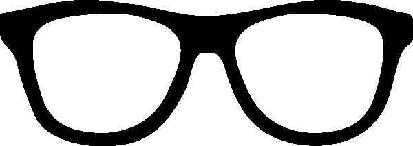 Nerd Glasses clip art.