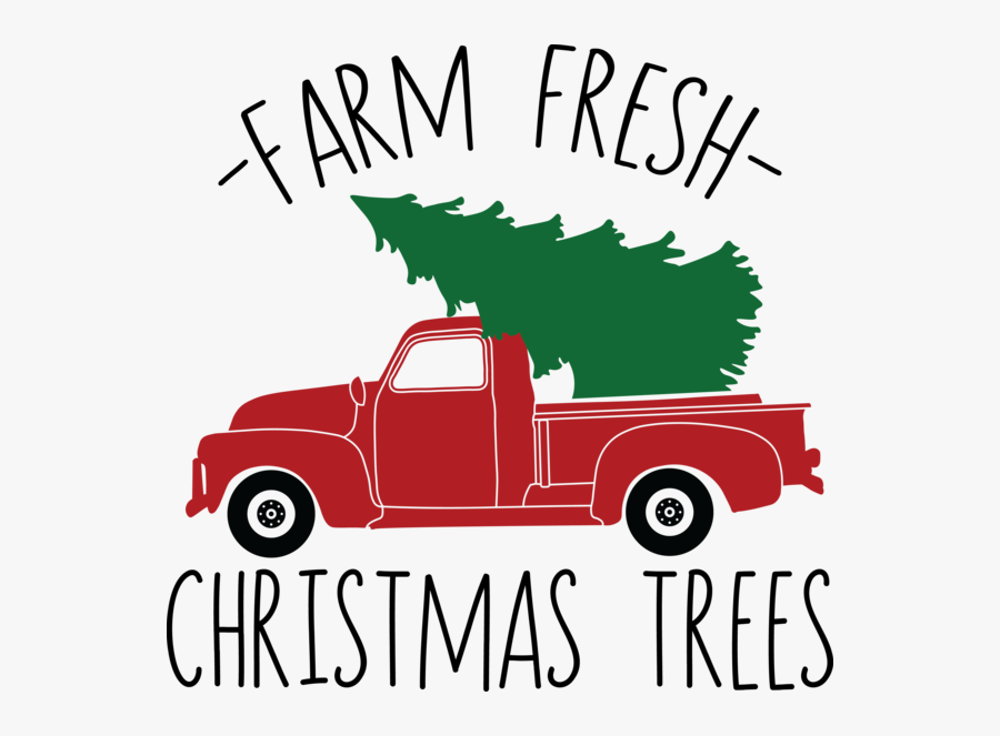 Farm Fresh Christmas Trees.