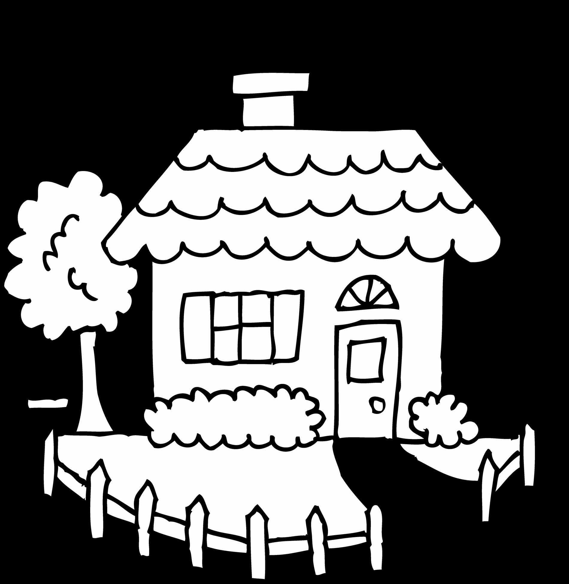 338 Farmhouse free clipart.