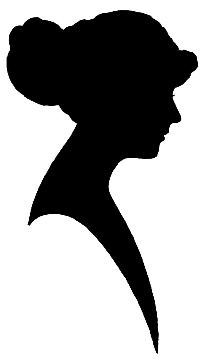 Free Vintage Silhouette Art, Download Free Clip Art, Free.