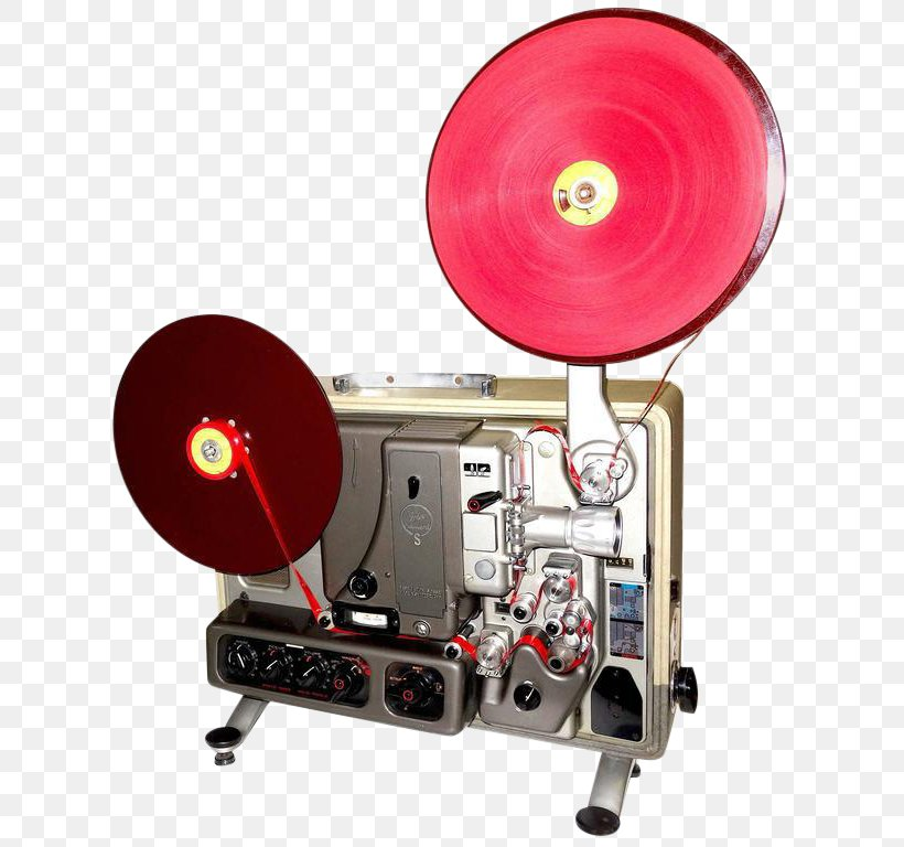 16 Mm Film Movie Projector Photographic Film, PNG, 768x768px.