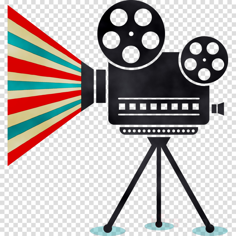 Film Projector Clipart.