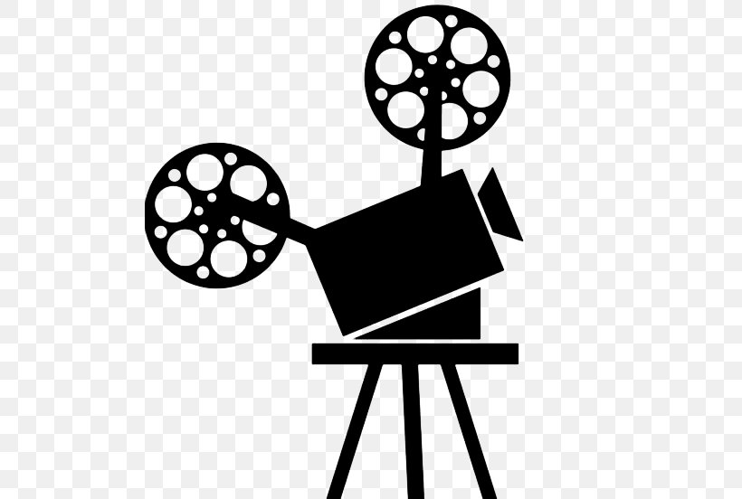 Photographic Film Movie Projector Cinema, PNG, 500x552px.