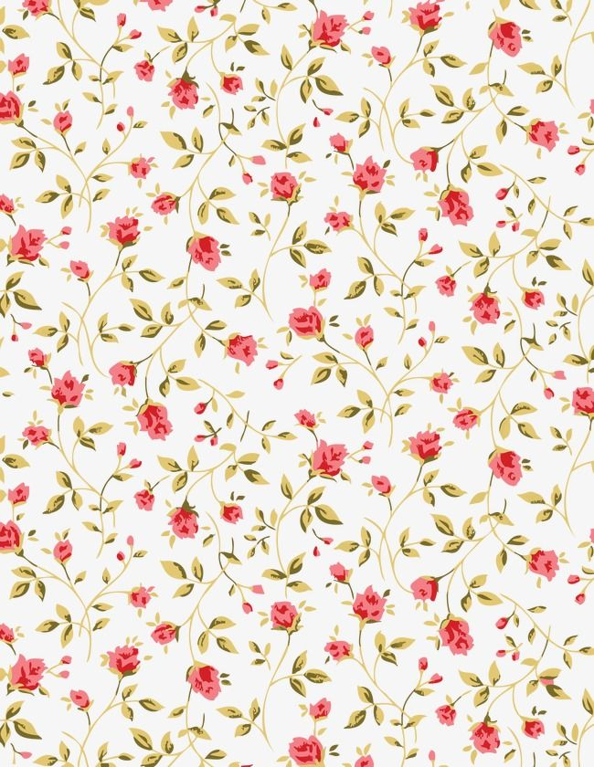 Flower Pattern Batik, Classic, Noble, Reminiscence PNG.