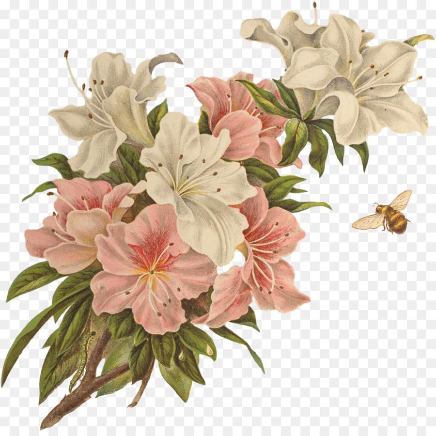 Floral Design Clip Art.