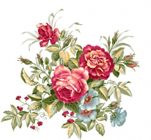 Free Floral Cliparts Vintage, Download Free Clip Art, Free.