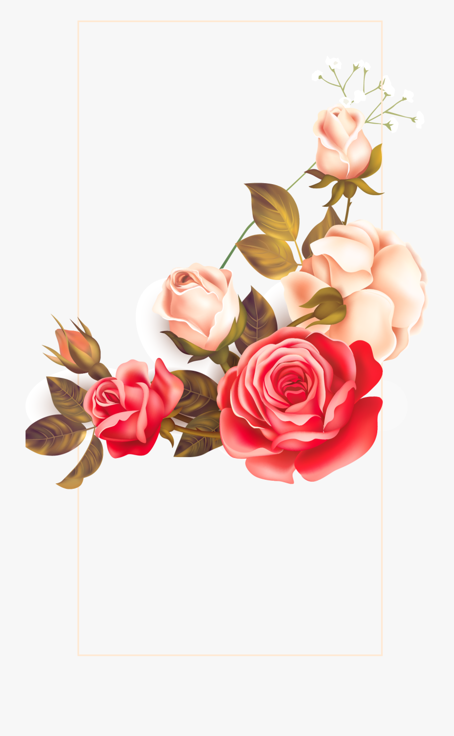 Background Floral Vintage Clipart Images Gallery For.