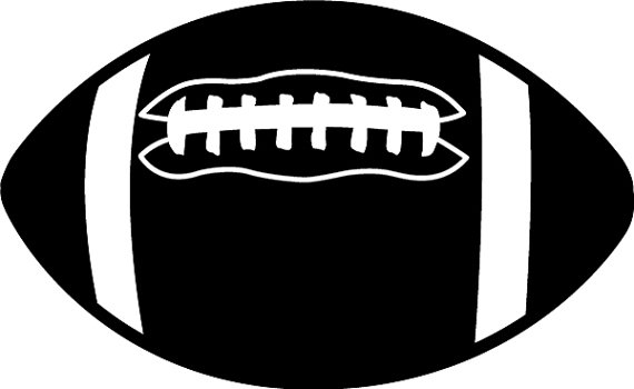 Football black and white old football cliparts free download.