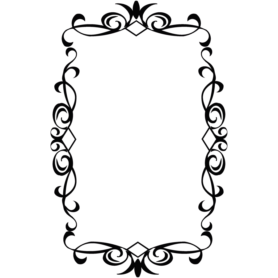 Clipart Free Vintage Frame Pictures #30390.