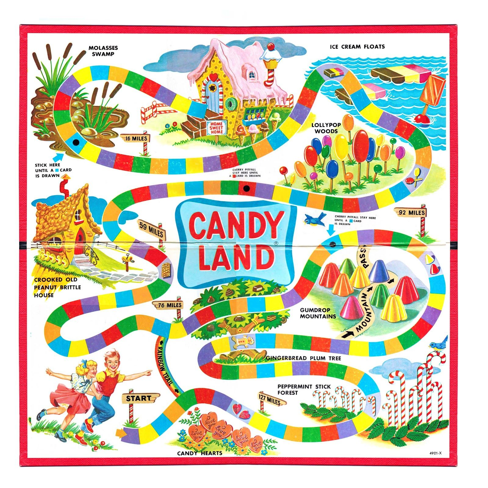 """Search Results for """"Candyland Game Board Template."""