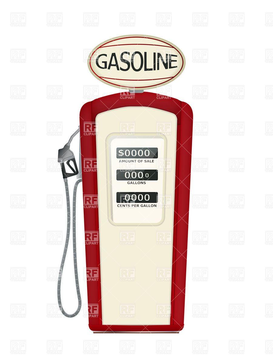 Gas Pump Clip Art Clipart.