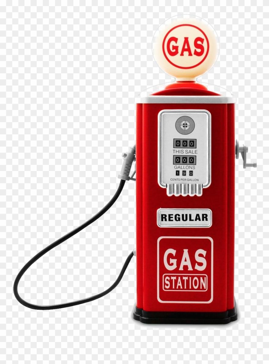 Gas Pump Png.