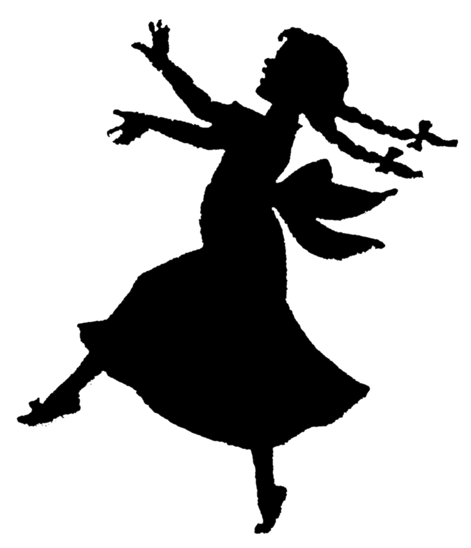 Free Vintage Silhouette, Download Free Clip Art, Free Clip.