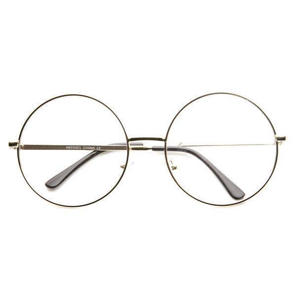 Wire Round Glasses from MILK CLUB.