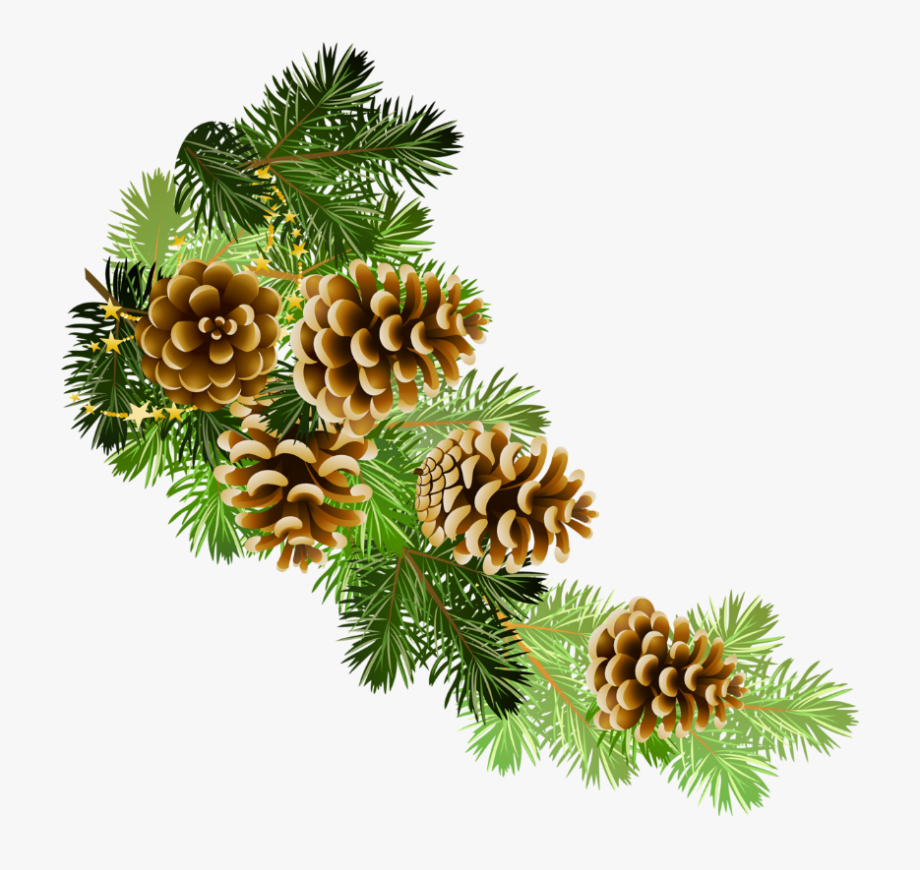 Garland Clipart Winter.