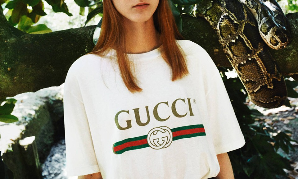 Gucci Releases New Vintage.