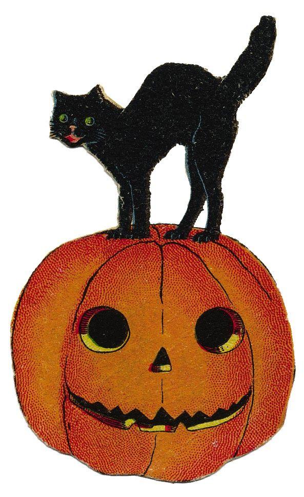 La Bande des Faineantes: Vintage Halloween.