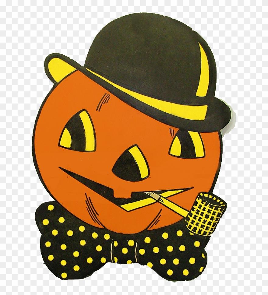Vintage Halloween Halloween Printable, Halloween Clipart.