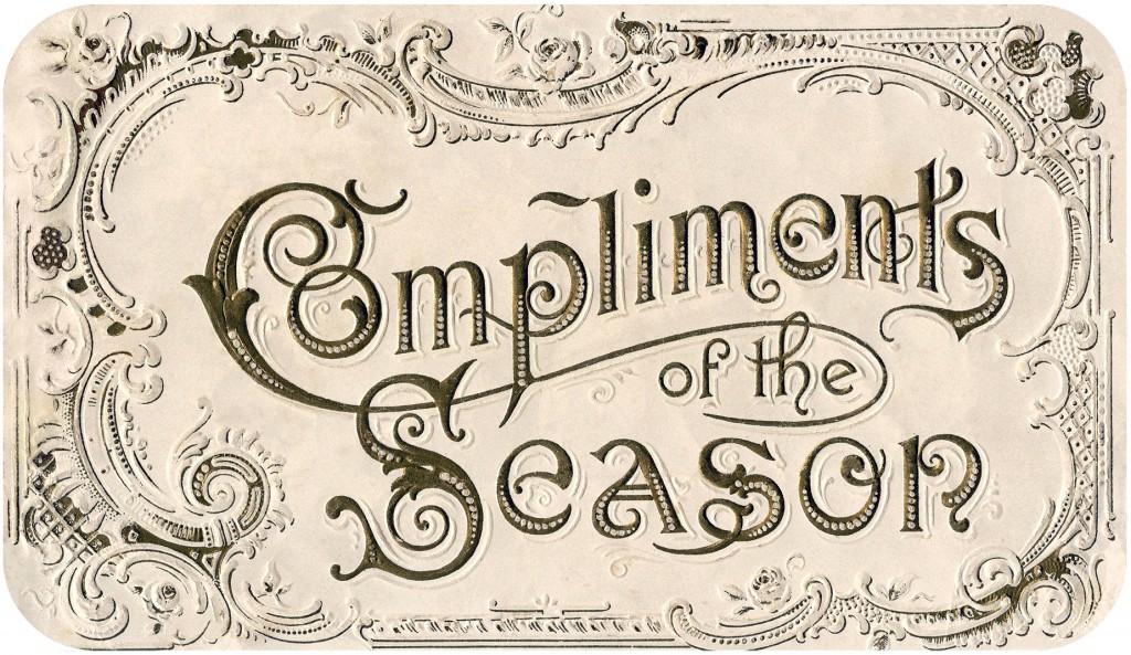 Happy vintage Christmas!.