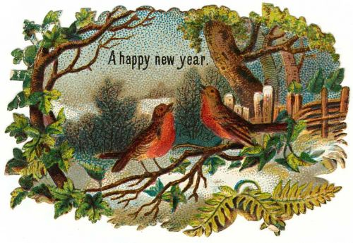 Free vintage new years clip art on imgfave.