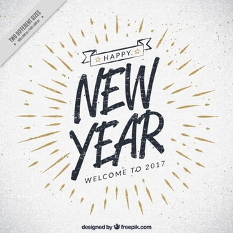New Year Vectors, Photos and PSD files.