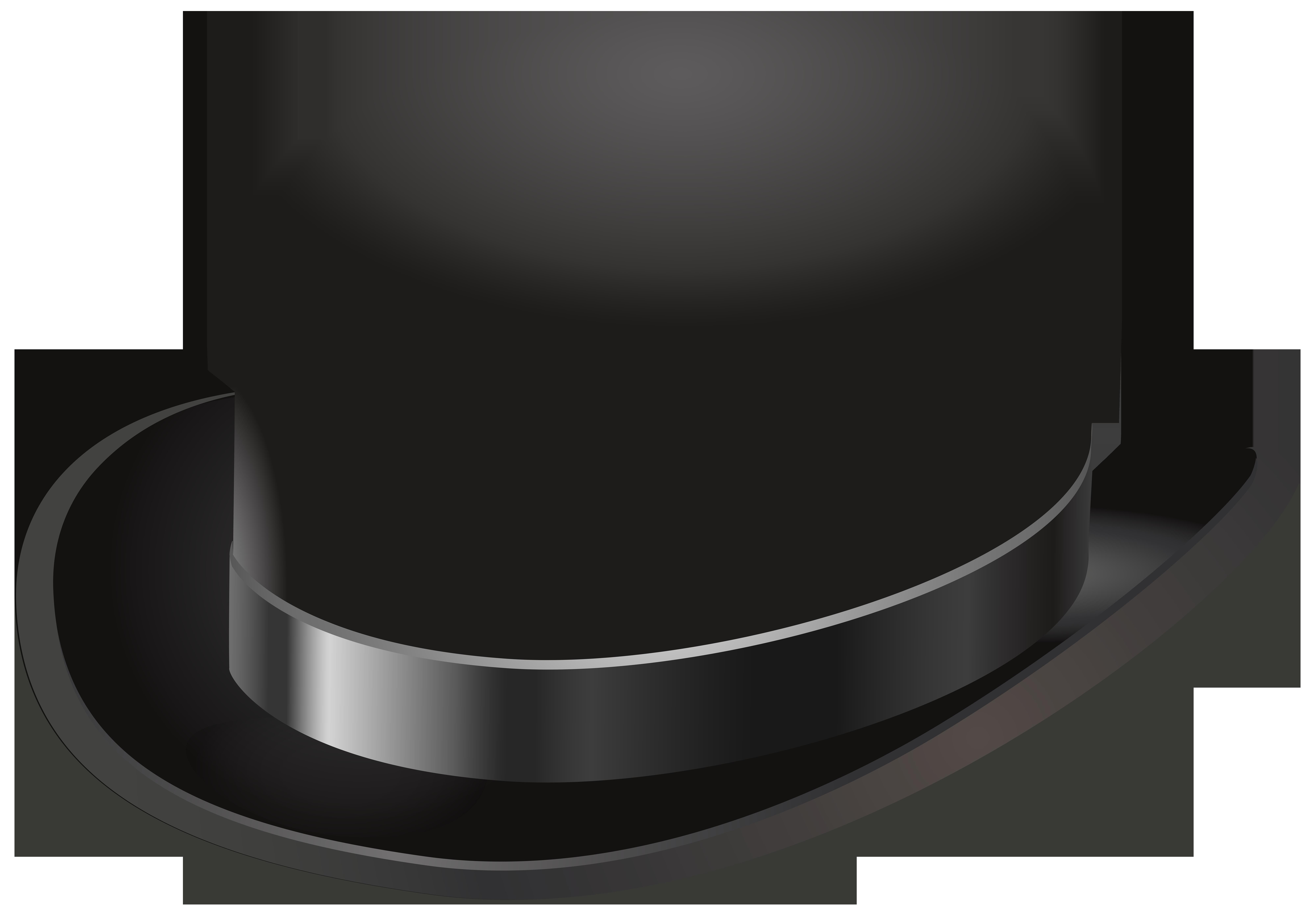 Vintage Hat Transparent PNG Clip Art Image.