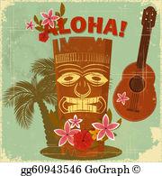Hawaiian Clip Art.