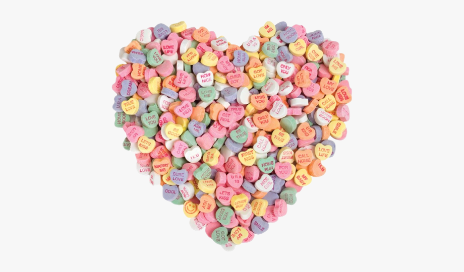 candy #hearts #valentines #love #sweets #pretty #vintage.