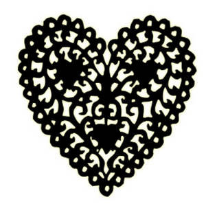 Heart Clipart Vintage.