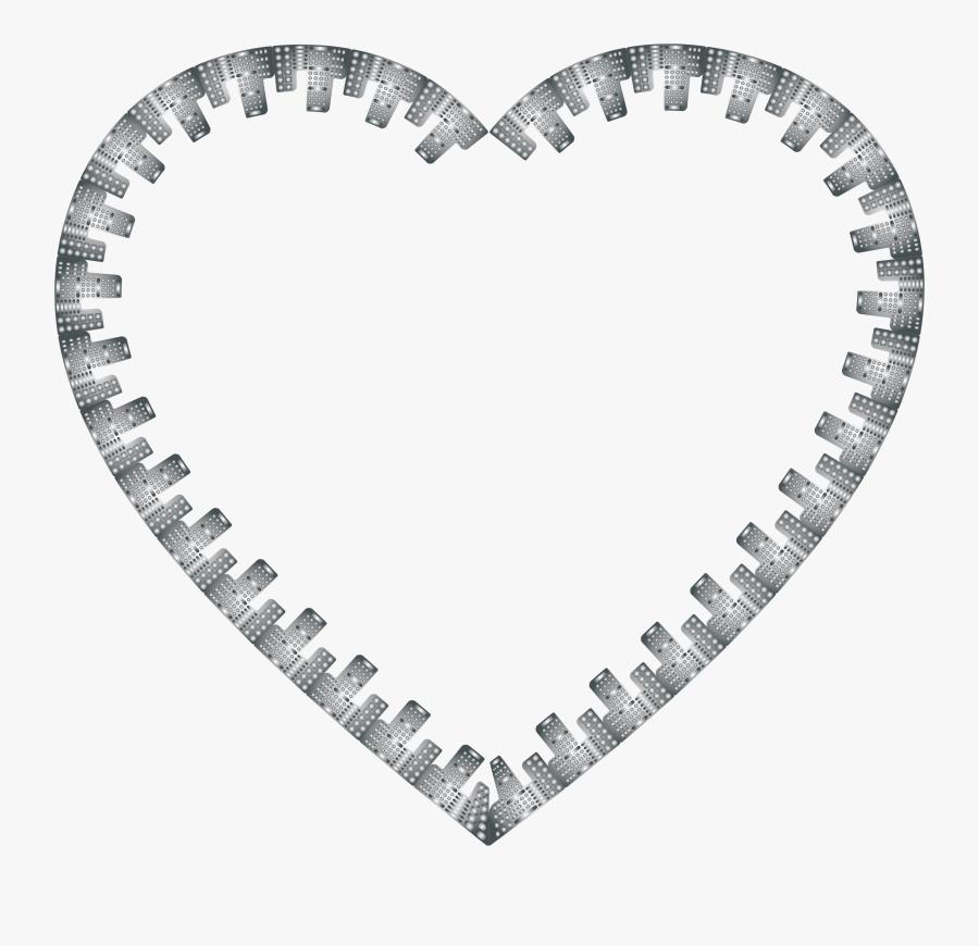 Transparent Camo Heart Clipart.