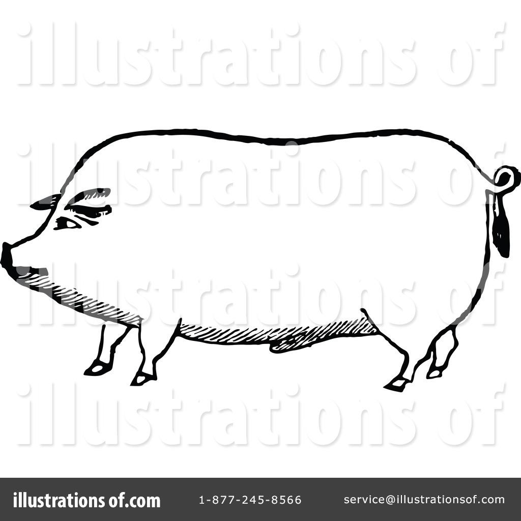 Pig Clipart #1115297.