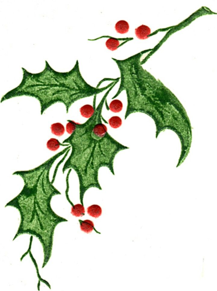 Free Holly Image, Download Free Clip Art, Free Clip Art on.