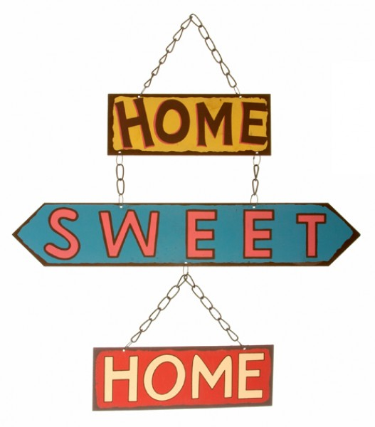 Women and Home: Home Sweet Home Vintage Clipart Panda Free.