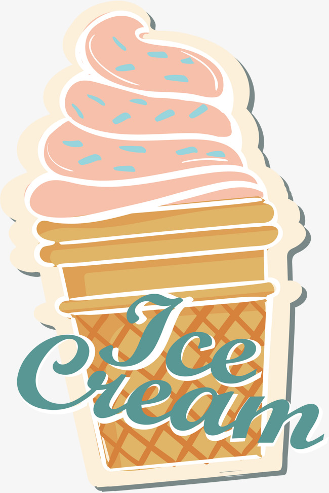 Download Free png Vintage Ice Cream Png.