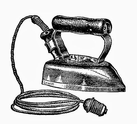 Iron clipart vintage iron, Iron vintage iron Transparent.