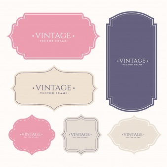 Label Vectors, Photos and PSD files.